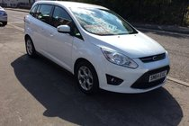 Ford C-Max GRAND ZETEC TDCI BUY NO DEP & ONLY £51 A WEEK T&C  7 SEATER DIESEL