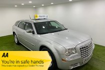 Chrysler 300c CRD