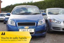 Chevrolet Aveo LS - IDEAL FIRST CAR - LOW INSURANCE - CHEAP RUNNING COSTS