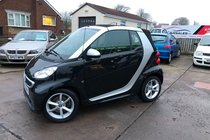 Smart ForTwo 1.0 MHD Pulse Cabriolet Softouch 2dr