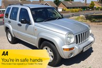 Jeep Cherokee CRD LIMITED - FULL MOT - DIESEL - AUTOMATIC