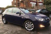 Vauxhall Astra 2.0CDTI ELITE ECO s/s 16V 165PS