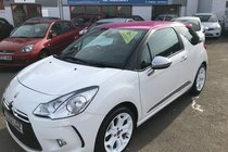Citroen DS3 HDi 110 6-speed DSport Plus