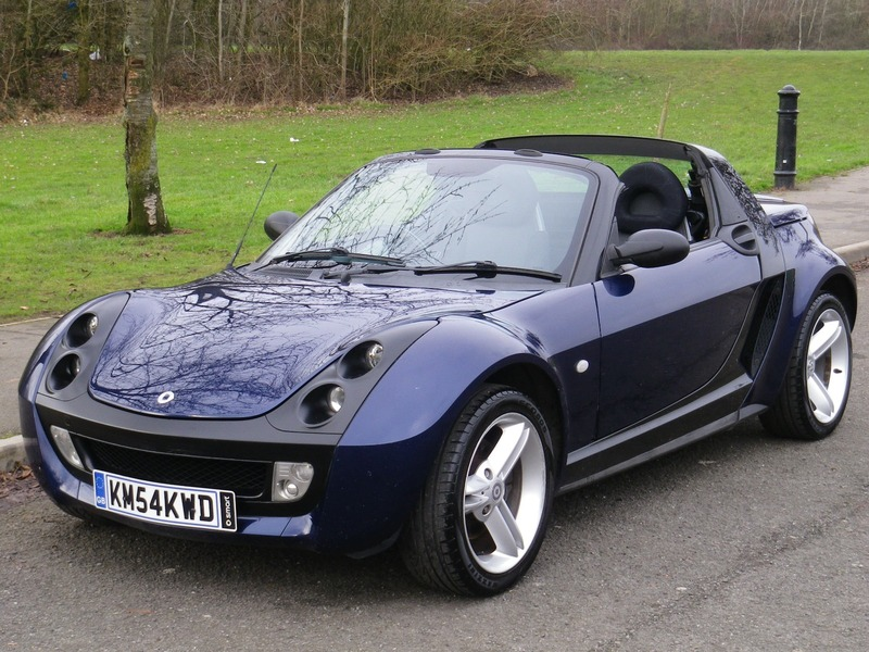 smart roadster coupe silverend car sales. Black Bedroom Furniture Sets. Home Design Ideas