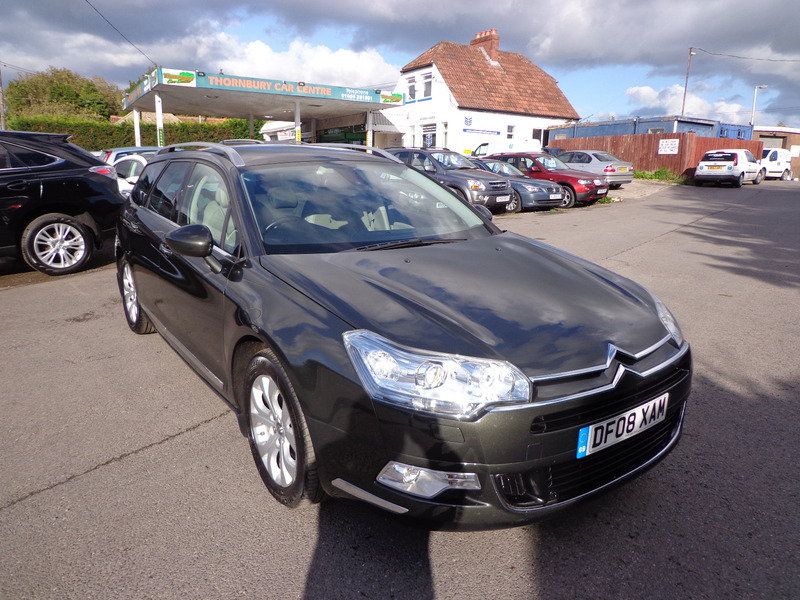 citroen c5 2 0 hdi 16v exclusive 138hp thornbury car centre. Black Bedroom Furniture Sets. Home Design Ideas