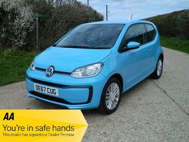 Volkswagen Up 1.0 MOVE UP BLUEMOTION TECHNOLOGY