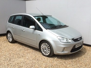 Ford C-Max 1.8 TDCI TITANIUM 115PS