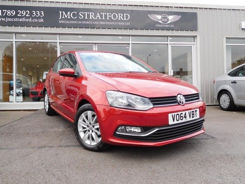 Volkswagen Polo 1.2 TSI SE Blue Motion 90PS LOW RATE FINANCE AT 6.9% APR Representative