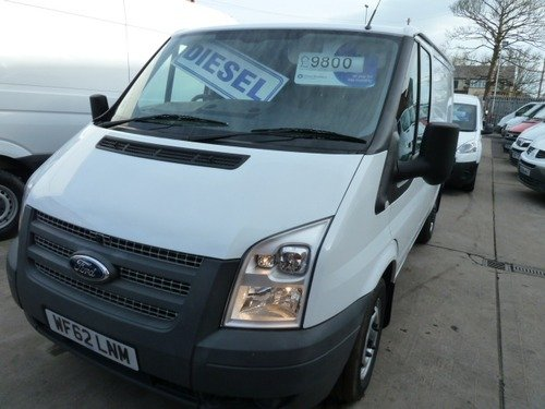 Ford Transit T260 100ps Low roof SWB Euro 5