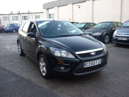 Ford Focus 1.6 TDCI 109 ZETEC DPF Finance Available