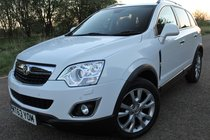 Vauxhall Antara 2.2 SE NAV CDTi 4x4