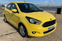 Ford Ka PLUS ZETEC