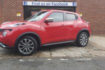 Nissan Juke TEKNA DCI BUY NO DEPOSIT & ONLY £48 A WEEK T&C APPLY