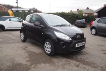 Ford Ka EDGE ONLY 14,365 MILES FROM NEW ! £30 YEAR TAX ! 99% FINANCE APPROVAL !