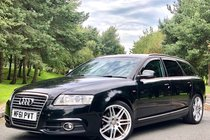 Audi A6 AVANT 2.0 TDI S LINE SPECIAL EDITION AUTOMATIC