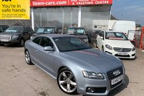 Audi A5 TFSI S LINE SPECIAL EDITION £29870 PRICE NEW SERVICE HISTORY 1 FORMER OWNER
