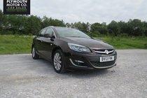 Vauxhall Astra SE CDTI S/S Tourer