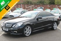 Mercedes E Class E350 CDI BLUEEFFICIENCY SPORT