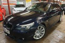 BMW 5 SERIES 550i M SPORT