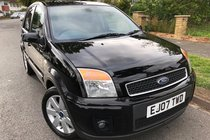 Ford Fusion 1.6 FUSION + HPICLEAR-FSH-LONG MOT-SERVICED