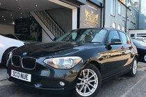 BMW 1 SERIES 118d SE 1 Series 2.0 118d SE Sports Hatch (s/s) 5dr