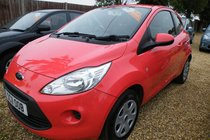 Ford Ka Edge 1.2 69PS