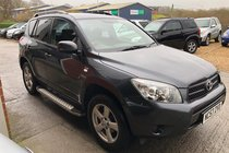 Toyota RAV4 D-4D XT3 5 DOOR DIESEL MANUAL