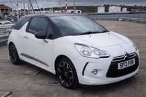 Citroen DS3 E-HDI DSTYLE PLUS  #DRIVEAWAYTODAY #FINANCEAVAILABLE