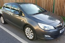 Vauxhall Astra EXCLUSIV - FULL MOT - FULL SERVICE HISTORY - ANY PX WELCOME
