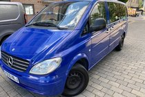 Mercedes Vito 111 CDI LONG P/V