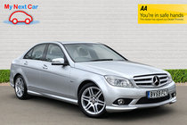 Mercedes C Class C250 CDI BLUEEFFICIENCY SPORT
