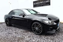 BMW 4 SERIES 435d XDRIVE M SPORT