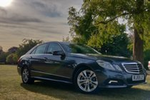 Mercedes E Class E220 CDI BLUEEFFICIENCY AVANTGARDE