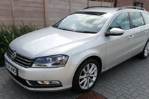 Volkswagen Passat EXECUTIVE TDI BLUEMOTION TECHNOLOGY DSG