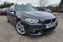 BMW 5 SERIES 520d M SPORT AUTO ULEZ FREE