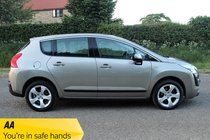 Peugeot 3008 2.0 HDi Exclusive