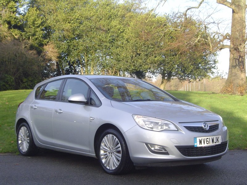 Vauxhall Astra EXCITE   Used Car Centre