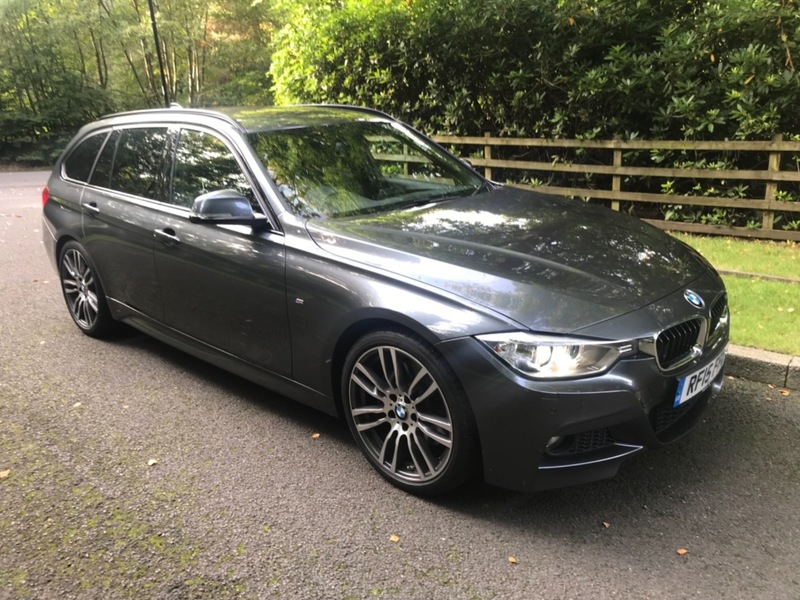 Bmw 3 Series 2 0 320d M Sport Touring Automatic The Web