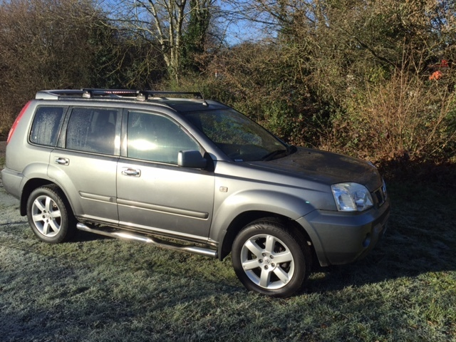 nissan x trail 2 2 dci 136 columbia 4x4 sutton scotney mot repairs ltd. Black Bedroom Furniture Sets. Home Design Ideas