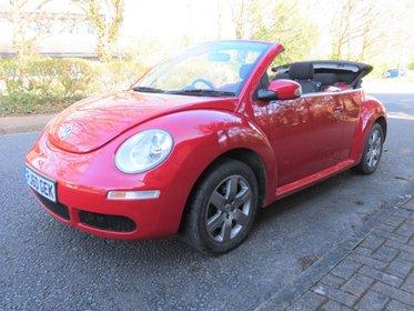 Volkswagen Beetle LUNA 16V Cabriolet