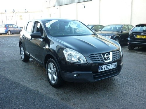 Nissan Qashqai TEKNA 1.5 DCI Finance Available