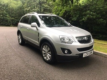 Vauxhall Antara 2.2CDTI S/S DIAMOND 163PS