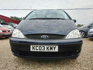 Ford Galaxy ZETEC 1.9TDI 115