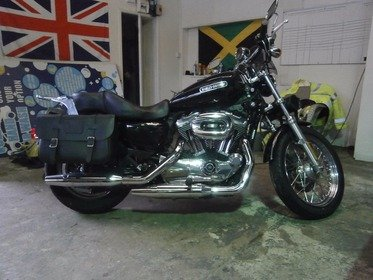 Harley Davidson SPORTSTER XL 1200 LOW Sportster