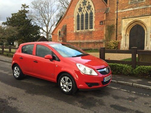 Vauxhall Corsa 1.3CDTI 16V BREEZE  75PS AIR & ALLOYS