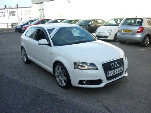Audi A3 1.9 TDI S LINE Finance Available