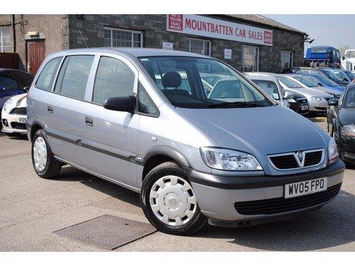 Vauxhall Zafira Life DTI 16V
