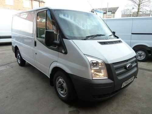 Ford Transit T280 100ps Euro 5 SWB Low Roof