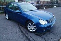 Mercedes C Class C220 CDI CLASSIC SE
