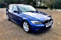 BMW 3 SERIES 320d M SPORT TOURING #Estate #FinanceAvailable